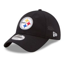 795f3099f86 Pittsburgh Steelers New Era 2016 Sideline Official Flex Hat - Black