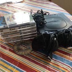 Sega Saturn - http://video-games.goshoppins.com/video-gaming-merchandise/sega-saturn/