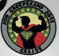 NDB Groepskamp 2015 Graide