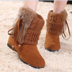 $8.59 (Buy here: https://alitems.com/g/1e8d114494ebda23ff8b16525dc3e8/?i=5&ulp=https%3A%2F%2Fwww.aliexpress.com%2Fitem%2F2015-New-British-Style-Warm-Women-Snow-Boots-Fashion-Tassel-Lady-Winter-Shoes-Brand-Casual-Female%2F32443775673.html ) 2015 New British Style Warm Women Snow Boots Fashion Tassel Lady Winter Shoes Brand Casual Female Shoes Slip On Martin Boots for just $8.59