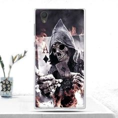 Fashion Luxury Cool Clear Unique Case Phone Case For Sony Xperia L1