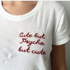 Want this...except it would look way better if it was written/painted in blood on the front with some spray around it.