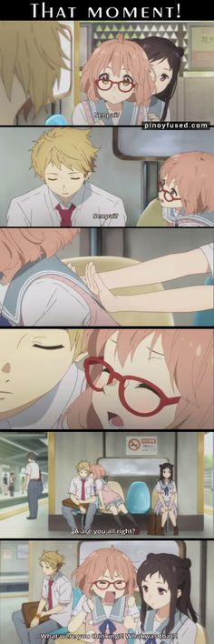 Kyoukai No Kanata - Sweet Moments | ShareNatin