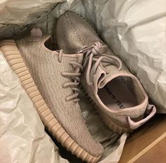 """@thesneakerissue's """"Oxford Tan"""" Yeezy Boost 350 by yeezyboosts"""