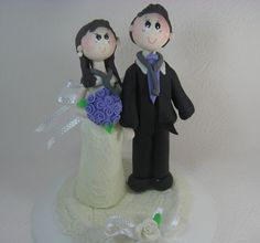 Wedding cake topper doctors cake topper custom by CuteToppers, $80.00