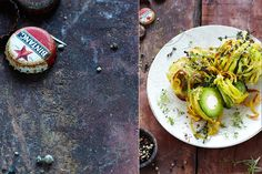 Ziegenkäse Avocado im Kartoffel-Knuspermantel by www.sabrinasue.de