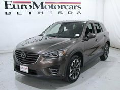 Used 2016 Mazda Cx 5 Awd 4dr Automatic Grand Touring Mazda Cx 5 Cx5 Awd 4wd Automatic Grand Touring Suv Gray Titanium Black Used Nav 2020 Mycarboard Com In 2020 Mazda Suv Models Suv