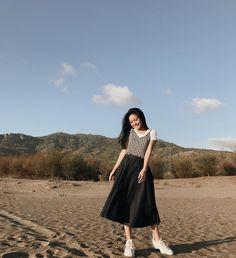 Likes, 338 Comments - Hanggini Purinda Retto Ootd Hijab, Tumblr Photography, Yogyakarta, Feel Like, Korean Style, Barista, Actors & Actresses, Korean Fashion, Wattpad