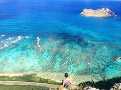 One of my favorite hikes with @r3olivier  #hawaii #luckywelivehawaii #reef #hike #travel #hiking #traveling #hawaiistagram #wanderlust #adventure #rei #explore #neverstopexploring #follow #followme #follow4follow #like4like #likesforlikes #hilife #igers #igershawaii #aloha #ocean #beach #rei #oahu #photooftheday #photography #view #nature #makapuu @gopro