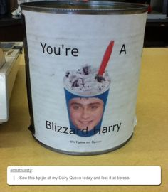 Blizzard Harry