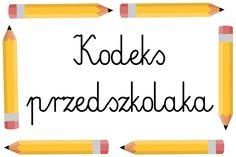 Blog z inspiracjami i pomysłami DIY dla kreatywnych nauczycielek przedszkola. Kids And Parenting, Preschool, Nursery, Classroom, Education, Diy, Blog, Class Room, Bricolage