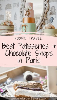 5 of the Best Patisseries & Chocolate Shops in Paris - France Inspo - Travel & Restaurants Paris France, Paris Paris, Instagram Inspiration, Paris Food, Paris Desserts, Paris Travel Guide, Paris Shopping, Paris Restaurants, Tents