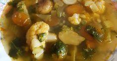Mennyei Vegyes zöldség leves recept! A leves nélkülözhetetlen az étlapomról, ezért próbálok kicsi fantáziával ízletes ételt készíteni.