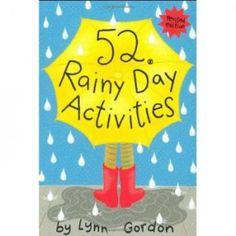 10 Rainy Day activities for Kids #finleeandme #rainydayactivites #rainydays
