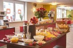 breakfast at MEININGER Hotel Munich City Center #meiningerhotel München