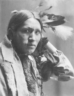 Gertrude Kasebier, Sioux Indian, 1898