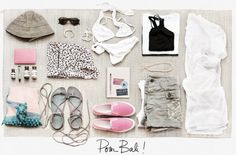 Pour Bali! - Here are two or three things I'm bringing to Bali.   Simple things that I've had for years and others that have recently found their way into my rotation, like my summer pajamas by Sea that I just love, this Carioca bathing suit (a Corsican brand that I told you about here), neither of which are...