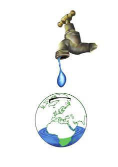 Avui a l' cal que tanquem les aixetes ment Save Water Drawing, Drawing For Kids, Save Earth Posters, Ways To Save Water, Save Environment, Water Poster, Save Our Earth, Underwater Art, Save Nature