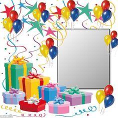 Imikimi Photo Frames Happy Birthday - Home Decor Birthday Photo Frame, Happy Birthday Frame, Happy Birthday Wallpaper, Happy Birthday Flower, Birthday Frames, Birthday Background, Happy Birthday Ballons, Happy Birthday Wishes Photos, Happy Birthday Candles