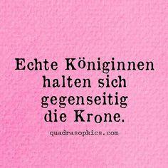#Quadrasophics #girl #girlpower #bilddestages #humor #lustig #lustigesprüche #witzigesprüche #königindernacht #königin #feminist #feministin