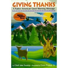 Giving Thanks: A Native American Good Morning Message #nativeamericanjewelry