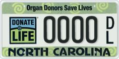 Don't forget you can order your very own Donate Life license plate through the DMV! You can order your Donate Life License Plate TODAY at your local license plate agency or online through the DMV. #DonateLife