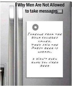 The art of mis-communication