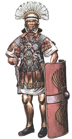 Centurion time of the Julio-Claudian dynasty
