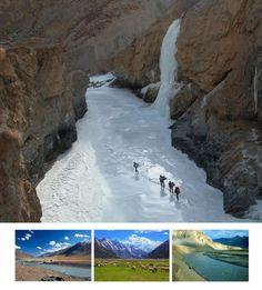 Zanskar Valley Trek – Ladakh Trekking - Tours From Delhi - Custom made Private Guided Tours in India - http://toursfromdelhi.com/ladakh-trekking-tour-23n24d-zanskar-valley-trek/