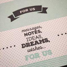 """""""FOR US"""" What it's all about!  Here is a sneak peek at part of our letterpress game board.  #love #us #dreams #ideas #wishes #happyweek #letterpress #relationshipgoals"""