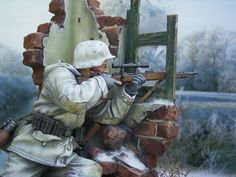 German sniper - Russia 1942