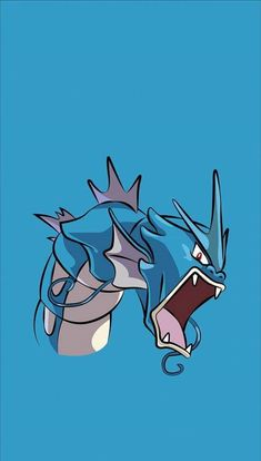 ◾Gyarados ( ◾Type - Water/Flying ━━━━━━━━━━━━━━━━ Once Gyarados goes on a rampage, its ferociously violent blood doesn't calm until it has burned everything down. There are records of this Pokémon's rampages lasting a whole month. Pokemon Go, Pokemon Fan Art, Pokemon Pins, Pokemon Memes, Pokemon Fusion, Pokemon Dragon, Pokemon Backgrounds, Cool Pokemon Wallpapers, Cute Pokemon Wallpaper