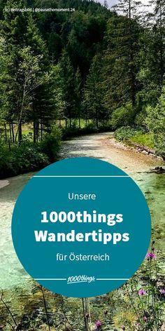 Wanderinspiration gesucht? 🏔 🌲 Wir haben da ein paar schöne Wanderrouten für dich, die du unbedingt ausprobieren solltest. 🥾