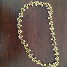 I just listed Necklace ($7) on Mercari! Come check it out! http://item.mercariapp.com/gl/m400874162