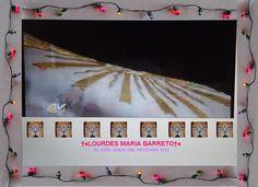 ANTES DE SALIR EL NIÑO JESUS DEL VATICANO 2012.  †♠LOURDES MARIA BARRETO†♠
