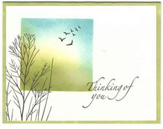 Samples for a class taught by Debbie Krumrei at A Stamp Artist Place in Swannanoa, NC.