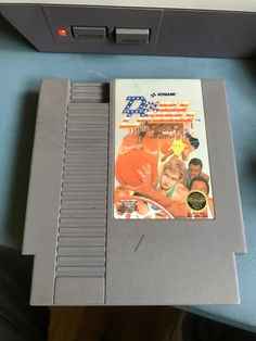 Vintage Hard To Find Nintendo NES Game Double Dribble