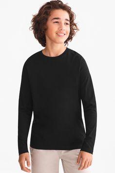 Longsleeve - biokatoen | C&A Sweatshirts, Long Sleeve, Sweaters, Tops, Women, Fashion, Fashion Trends, Moda, Long Dress Patterns