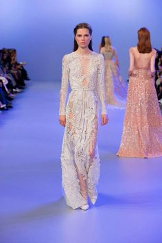 Elie Saab 2014, Paris, Fashion Week