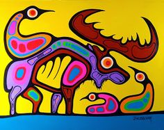 Enlightenment through the Animal Kingdoms of Mother Nature American Indian Art, Native American Art, American Modern, Canadian Art, Canadian Culture, Haida Art, Inuit Art, Artist Alley, Native Design