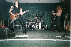 CAROLINE BLUE NEWS Pics-10/7/2002 *Wayne W. Johnson, Dave Victory, Roy Coston (AKA Roy St. James)*