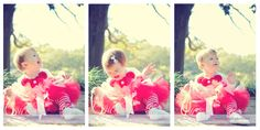 By Cynthia Viola Photography | 1 year old | Raleigh, NC