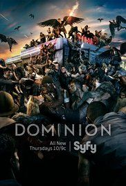 Serie Online Dominion Segunda Temporada. Follows the perilous journey of a rebellious young soldier who discovers he's the unlikely savior of humanity.