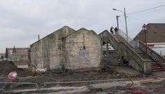Hazebrouck : la démolition du blockhaus de la gare commencera mercredi - La Voix du Nord.  mercredi 18 février 2015