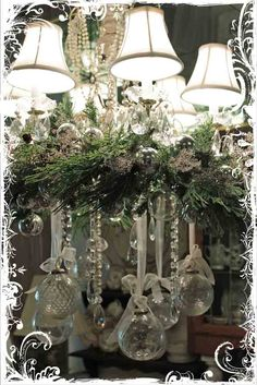 **My Desert Cottage**: Christmas in my Living room