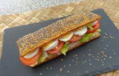 Régime Dukan (recette minceur) : Sandwich baguette, thon, oeuf, crudités #dukan http://www.dukanaute.com/recette-sandwich-baguette-thon-oeuf-crudites-11530.html