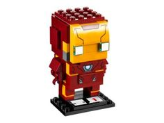 Brick headz NIB Lego 41590 BrickHeadz Marvel Iron Man