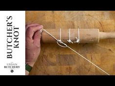 How to master the Butcher's Knot - YouTube