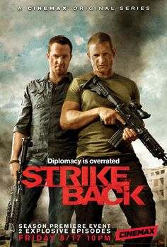 Strike Back: Vengeance