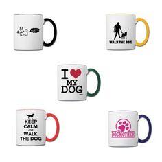 Tazas sobre perros originales y divertidas